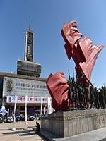 解放广场会展中心三号馆